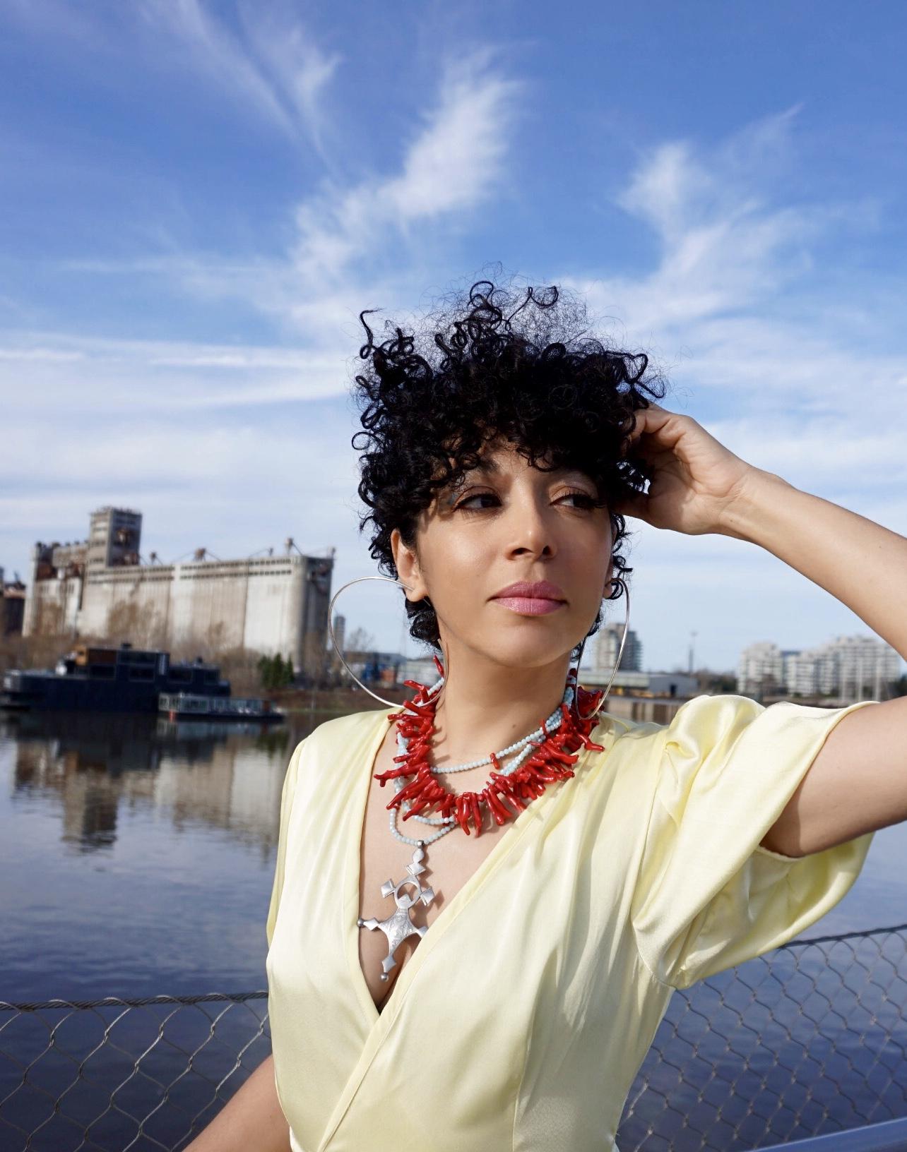 Zahara, des bijoux inspirés de l'Afrique du Nord créés à Montréal